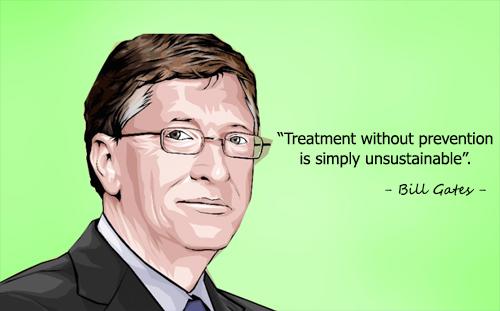 Học tiếng Anh qua những câu nói bất hủ của Bill Gates - ảnh 8