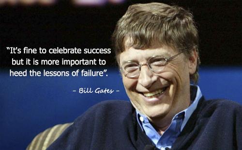 Học tiếng Anh qua những câu nói bất hủ của Bill Gates - ảnh 9