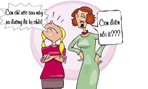 Bà mẹ bất ngờ trước điều ước kỳ lạ của con gái