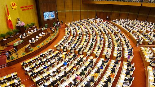 Sáng nay khai mạc kỳ họp Quốc hội - ảnh 1