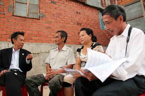 Ông Huỳnh Văn Nén đã chấp nhận những khoản bồi thường nào? - ảnh 1