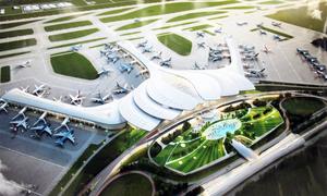 3 thiết kế nhà ga sân bay Long Thành được đánh giá cao