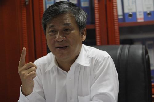 Đại biểu Nguyễn Anh Trí: Tôi sẵn sàng tranh luận với bộ trưởng - ảnh 1