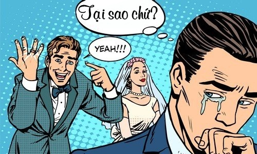 Mất vợ vì cầu hôn quá lãng mạn