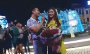 Chàng trai cầu hôn hoa khôi sinh viên Hà Nội náo động hồ Gươm