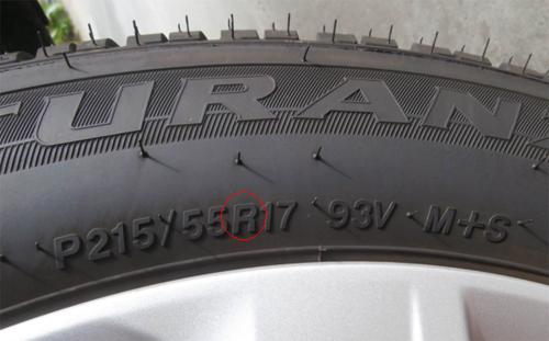 Sau vô lăng - Cách đọc thông số lốp xe tài xế Việt cần biết (Hình 4).