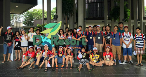 Du học trải nghiệm Noel và Tết 2017 tại Singapore