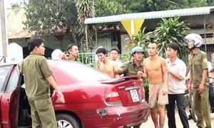 Học viên trốn trại cai nghiện: 'Bọn em chạy tán loạn vào rừng'