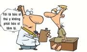 Bác sĩ thú y bất ngờ trước lý do bệnh nhân tìm đến