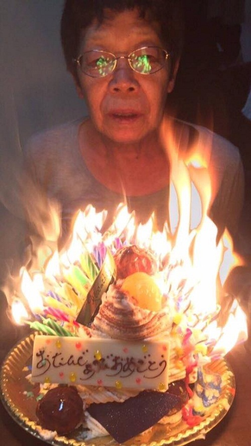 Buổi sinh nhật đáng nhớ.