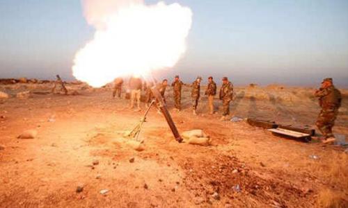 Bóng ma sa mạc - Mưu toan trả thù của IS khi Mosul thất thủ