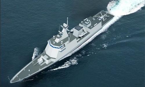 Philippines mua hai tàu hộ tống của Hàn Quốc