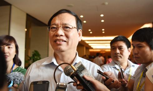 Ông Vũ Trọng Kim: Phải xử nghiêm vi phạm của cựu Bộ trưởng Vũ Huy Hoàng
