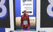 Ánh Viên thi đấu ở chung kết 200m hỗn hợp tại FINA World Cup