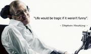 Học tiếng Anh qua những câu nói bất hủ của Stephen Hawking
