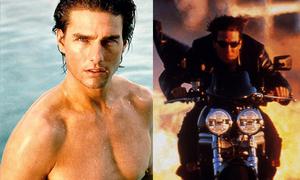 10 vai diễn 'giữ nóng' tên tuổi Tom Cruise suốt 35 năm