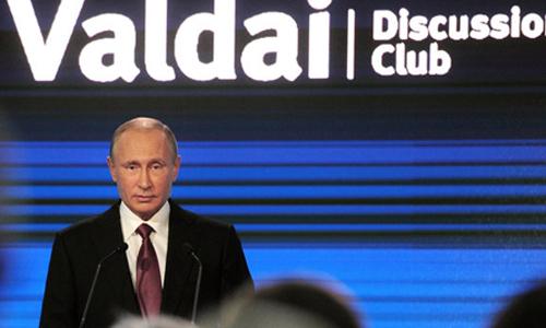 Putin tố Mỹ thổi phồng mối đe dọa từ Nga với bầu cử tổng thống