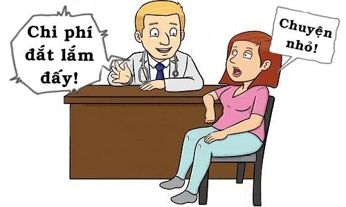 Bác sĩ choáng váng trước thái độ của vợ bệnh nhân