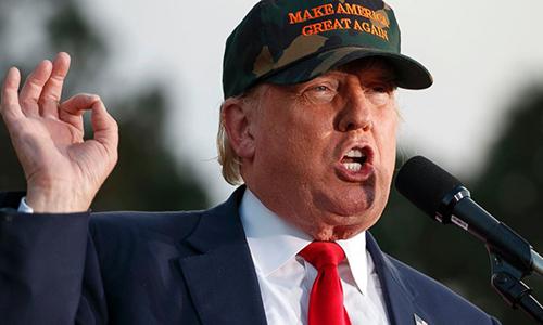Donald Trump kêu gọi dừng bầu cử, tự giành chức tổng thống