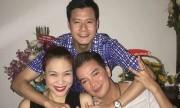 Mr Đàm, Mỹ Tâm mừng sinh nhật 40 tuổi của Quang Dũng