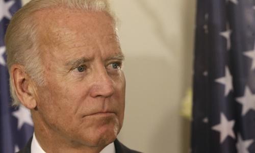 Phó tổng thống Mỹ Joe Biden. Ảnh: Reuters.