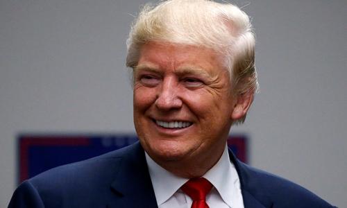 Donald Trump. Ảnh: Reuters.