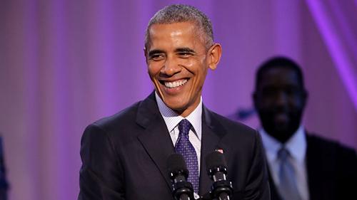 Tổng thống Obama sẽchuyển giaotài khoản Twitter cho người kế nhiệmvào ngày 20/1/2017. Ảnh: AP