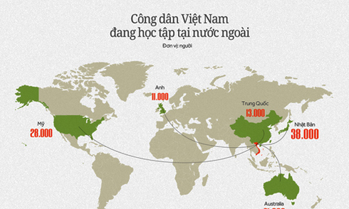 du-hoc-sinh-viet-nam-dang-hoc-tap-tai-nhung-nuoc-nao-nbsp