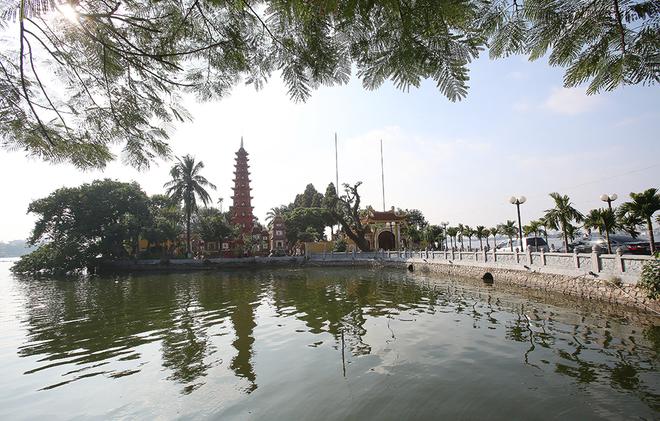 Bên trong ngôi chùa đẹp bậc nhất thế giới ở Hà Nội