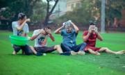 Những thú vui bá đạo của sinh viên ngày mưa bão