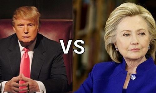Hội nghị quốc tế các nhà tiên tri diễn ra tại Mỹ cho rằng bà Clinton sẽ chiến thắng ông Trump. Ảnh: Los Angeles Times.