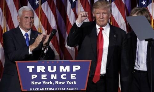 Lãnh đạo thế giới chúc mừng Donald Trump