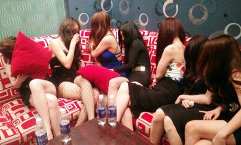 TP HCM yêu cầu 'xóa bằng được' mại dâm núp bóng công ty