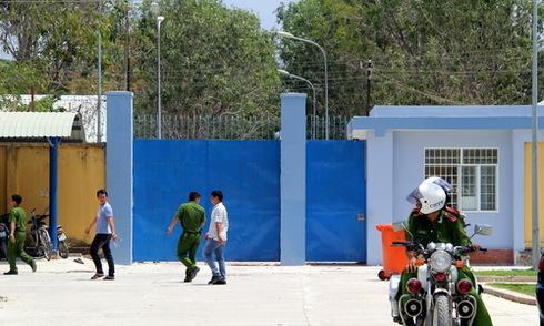 Hàng trăm học viên cai nghiện ở Bà Rịa - Vũng Tàu phá trại