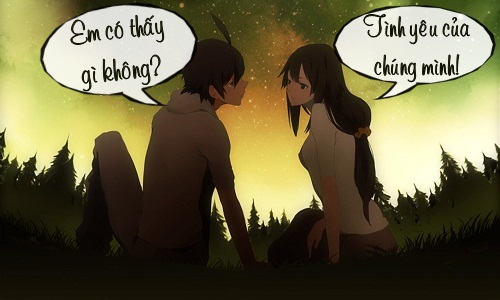 Hậu quả khi bạn gái quá lãng mạn