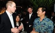 Hoàng tử William gặp thanh niên, lãnh đạo trẻ Việt Nam