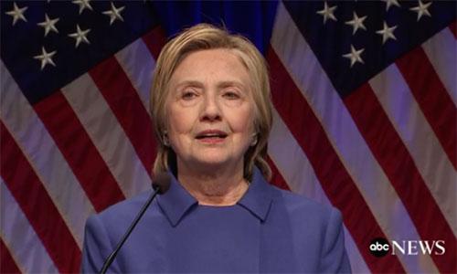 bà phát biểu tại một sự kiện của Quỹ Bảo vệ Trẻ em (CDF) ở thủ đô Washington tối 16/11