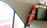 Ai chịu trách nhiệm khi bình chữa cháy phát nổ trong ôtô?