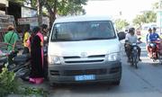 Công an cho dân mượn ôtô đón dâu vì xe cưới bị trộm chó đập vỡ