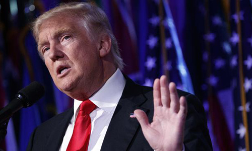 Trump có thể khiến Mỹ chịu 'đòn giáng' khi rút khỏi TPP