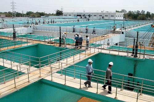 TP HCM đưa vào sử dụng nhà máy nước 1.200 tỷ đồng