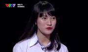 Thiếu nữ gây sốt khi nói Tiếng Anh, hát rap như gió trên truyền hình