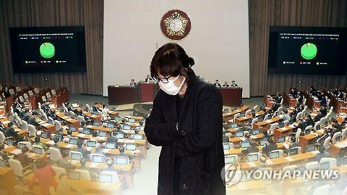Choi Soon-sil, người bạn thân lâu năm của Tổng thống Hàn Quốc Park Geun-hye. Ảnh: Yonhap