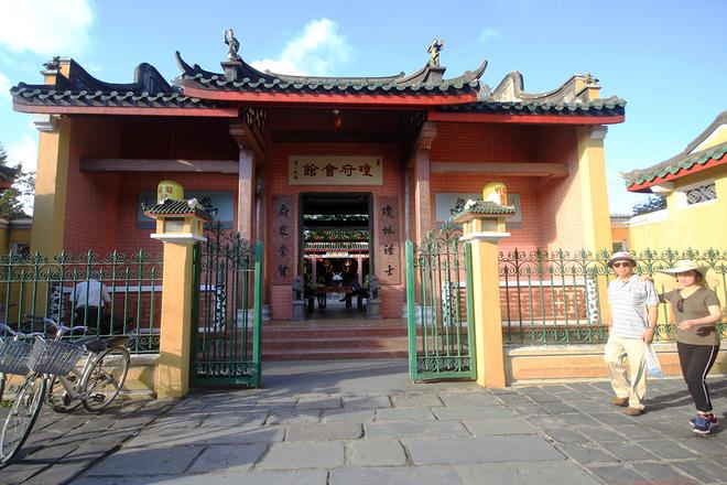 Hội An mở cửa tham quan thêm hội quán người Hoa ở phố cổ