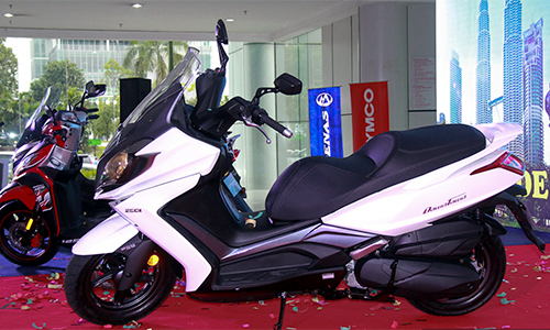 kymco downtown 250i giá 5100 usd - 1