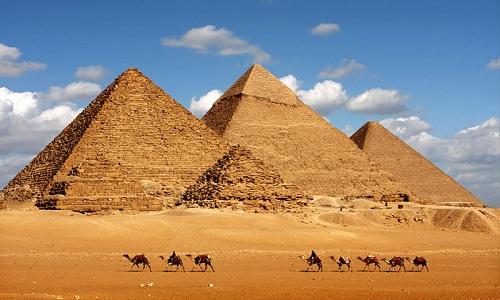 Quốc gia có nhiều kim tự tháp hơn cả Ai Cập