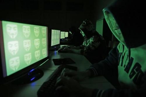 Mạng thông tin chung giữa Bộ Quốc phòng Nhật Bản và Các lực lượng Phòng vệ nước này bị tin tặc tấn công vào tháng 9. Ảnh minh họa: Reuters.