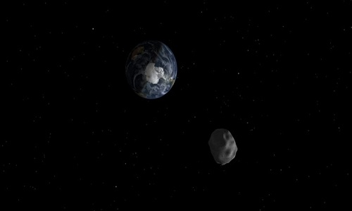 Tiểu hành tinh nhỏ nhất có kích thước chỉ bằng con người