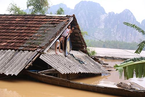 59 người chết sau hai đợt mưa lũ ở miền Trung và Tây Nguyên - ảnh 1