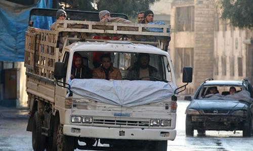 Bị vây khốn, quân nổi dậy Syria quyết không rời Aleppo - ảnh 1